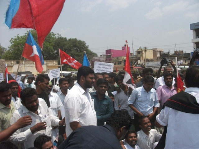 SDPI kutankulam to support